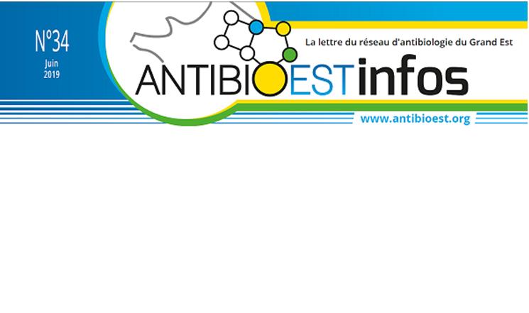 La lettre antibio'infos 34 est arrivée ! Surveillez votre boîte aux lettres !